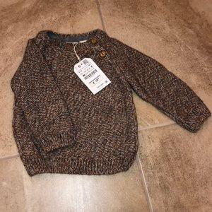 Boys Zara Sweater